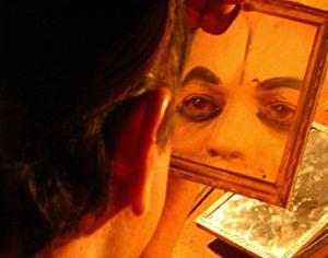 face-mirror